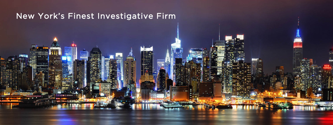 New York's Finest Investigative Firm